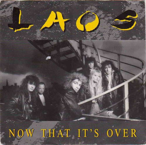 "Laos : Now That It's Over 7"" (Käyt. Single)"