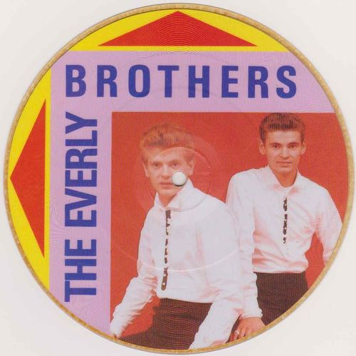 "Everly Brothers : All I Have To Do Is Dream 7"" (Käyt. single. pic)"