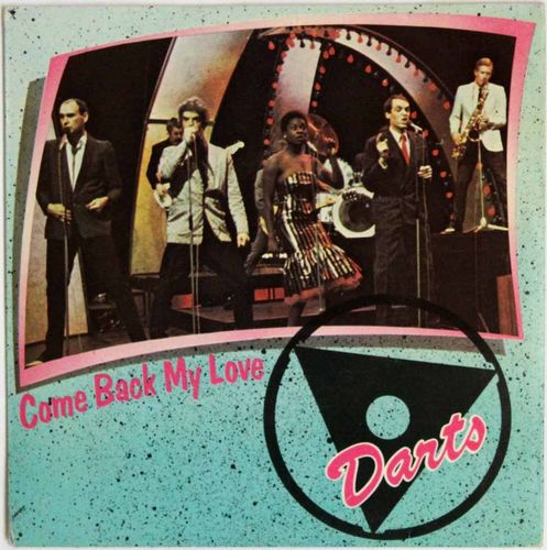 Darts : Come Back My Love (Käytetty single)