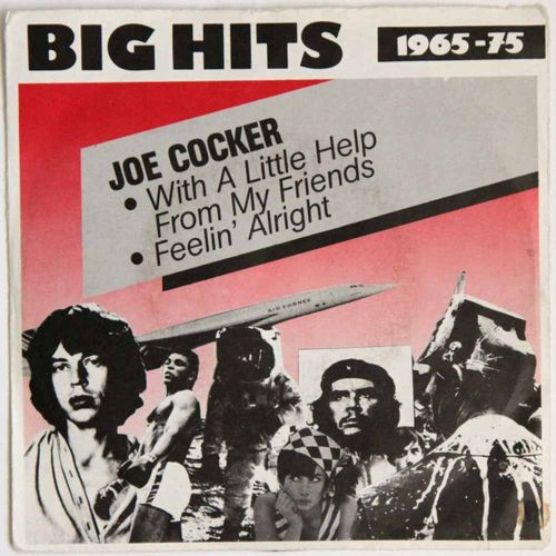 "Joe Cocker : With A Little Help From My Friends (7"")"