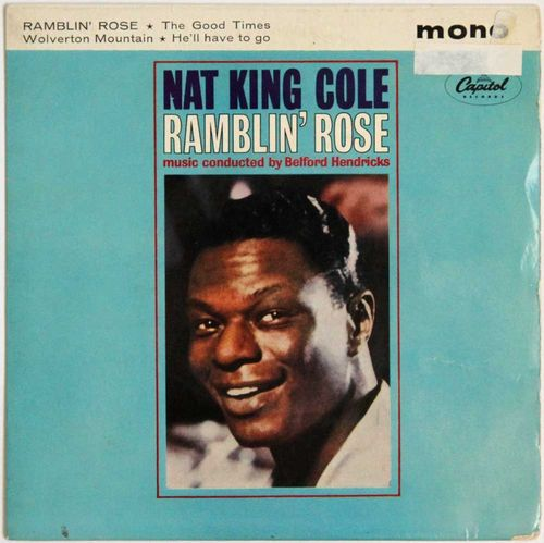Nat King Cole : Ramblin' Rose (Käytetty EP)