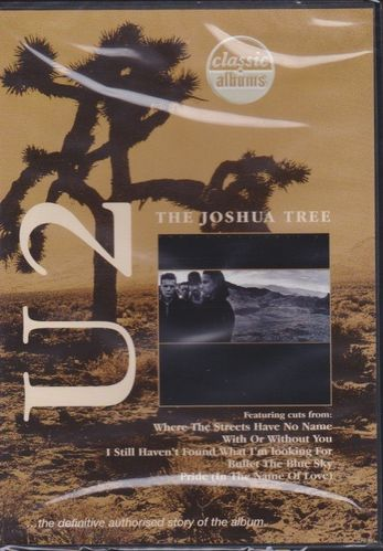U2:The Joshua Tree -Classic Album DVD