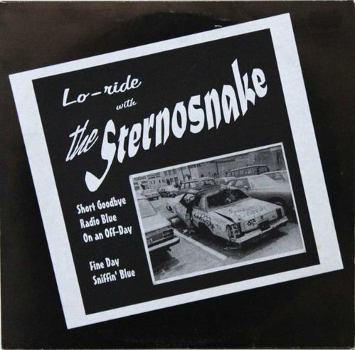 Sternosnake : Lo-ride with The Sternosnake 10""
