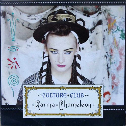 Culture Club : Karma Chameleon