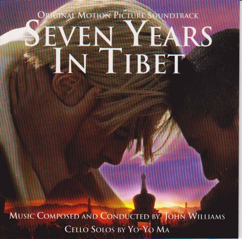 John Williams : Seven Years In Tibet CD