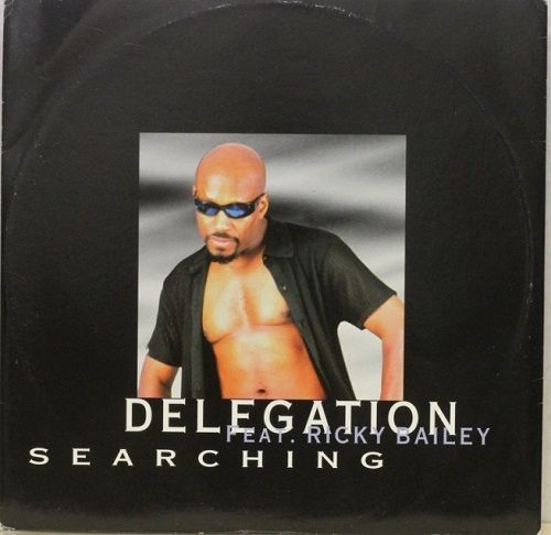 Delegation Feat. Ricky Bailey : Searching