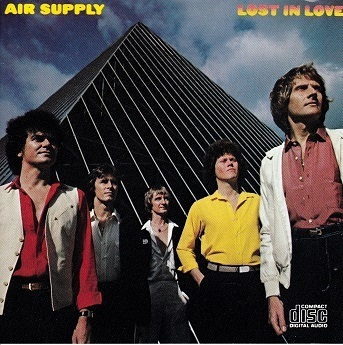 Air Supply : Lost In Love CD