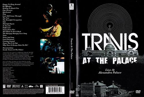 Travis : At The Palace:Live At Alexandra Palace