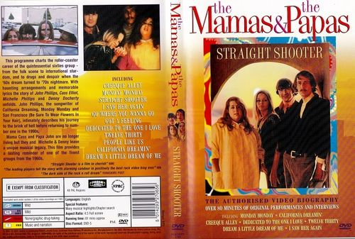 The Mamas & The Papas : Straight Shooter