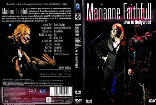 Marianne Faithfull: Live In Hollywood