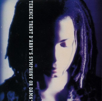 Terence Trent D'Arby : Terence Trent D'Arby's Symphony Or Damn CD