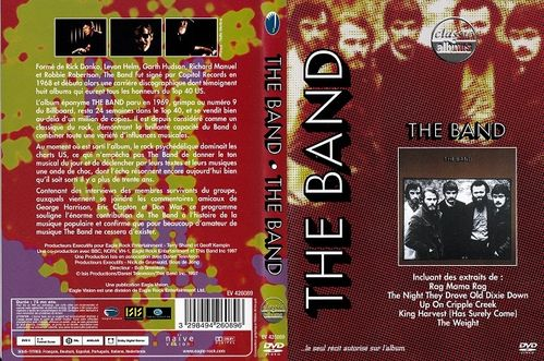Band : Classic Albums:The Band DVD