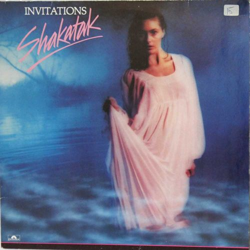 Shakatak : Invitations LP