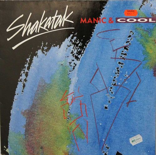 Shakatak : Manic & Cool LP
