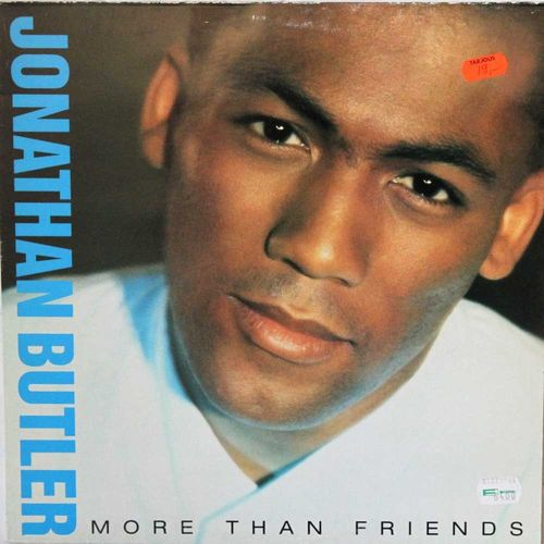Jonathan Butler : More Than Friends