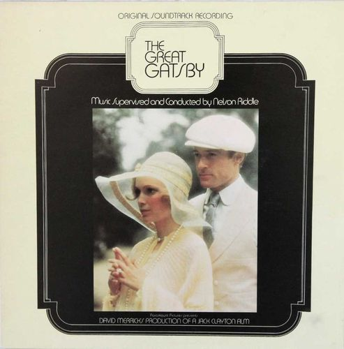 Nelson Riddle : The Great Gatsby LP
