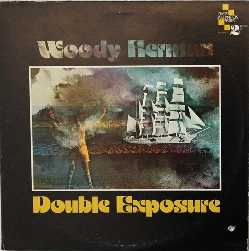 Woody Herman : Double Exposure 2LP