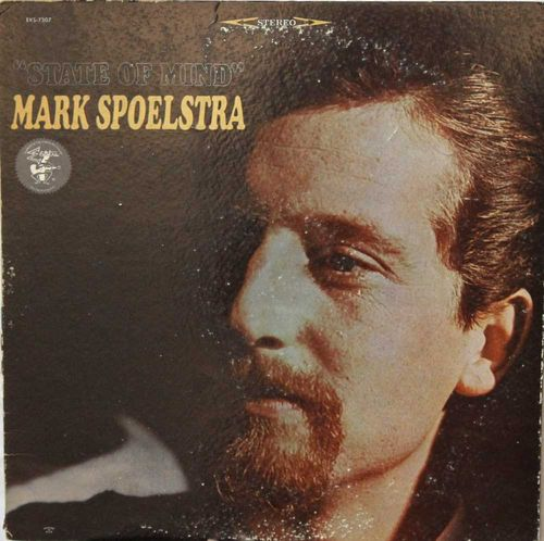 Mark Spoelstra : State Of Mind LP