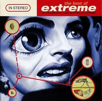 Extreme : The Best Of Extreme:An Accidental Collication Of Atoms? CD