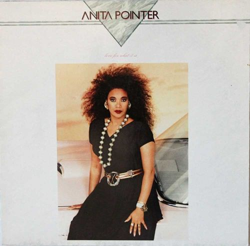 Anita Pointer : Love For What It Is