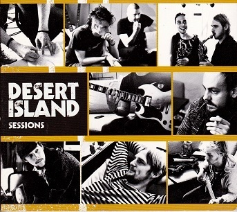 V/A : Desert Island Sessions CD
