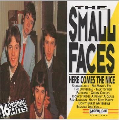 Small Faces : Here Comes The Nice CD