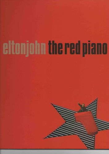 Elton John : The Red Piano Tour Prog
