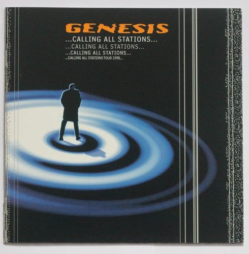 Genesis : ..Calling All Stations Tour