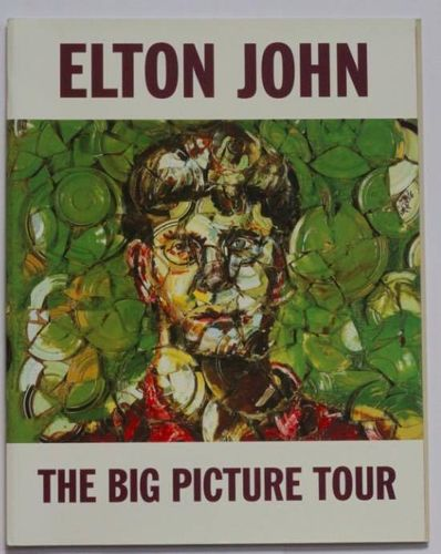 Elton John: The Big Picture Tour Prog