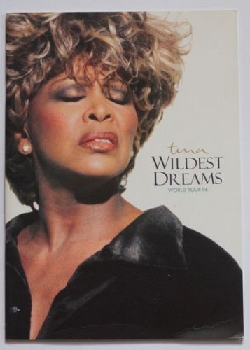 Tina Turner : Wildest Dreams World Tour 96 Program