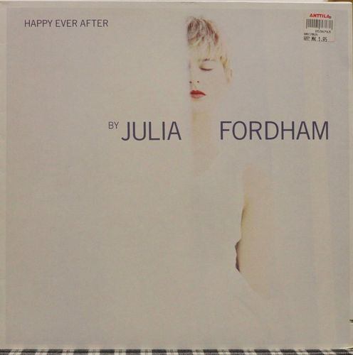 Julia Fordham : Happy Ever After 12""