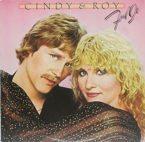 Cindy & Roy : Feel It LP (Käytetty)