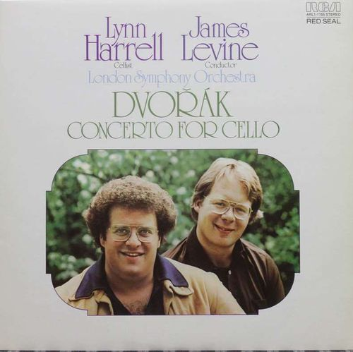 Lynn Harrell /James Levine / London Symphony Orchestra / Dvořák : Concerto For Cello LP