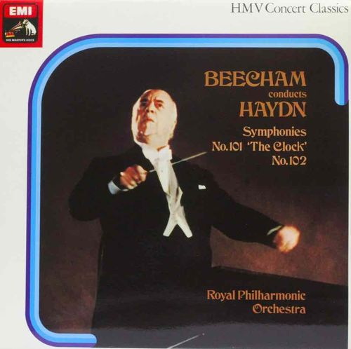 Haydn : Symphonies No.101 'The Clock' / No.102 (Käytetty)