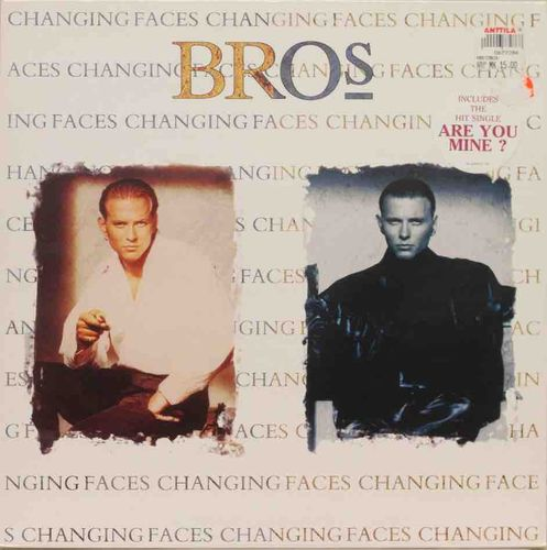 Bros : Changing Faces LP (Käytetty)