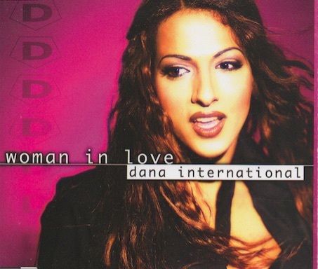 Dana International : Woman In Love CDs (Käyt)
