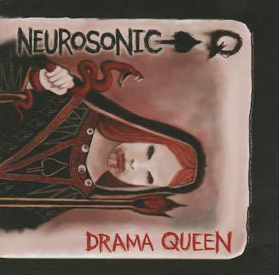 Neurosonic : Drama Queen CD (Käyt)