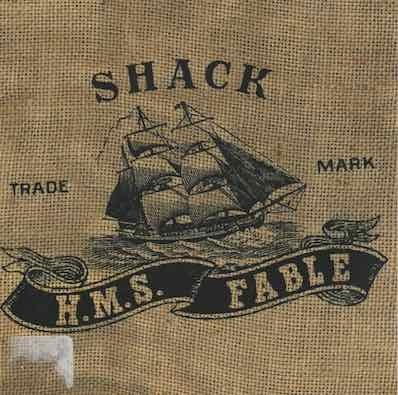 Shack : H.M.S. Fable CD (Käytetty)