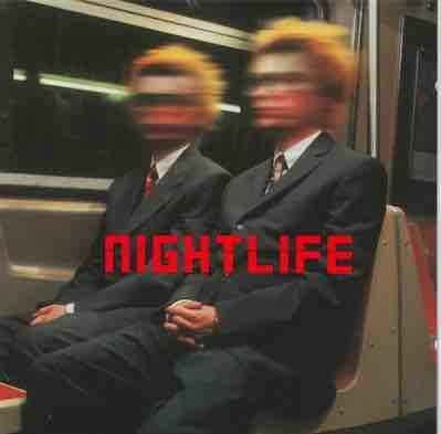 Pet Shop Boys : Nightlife CD (Käyt)