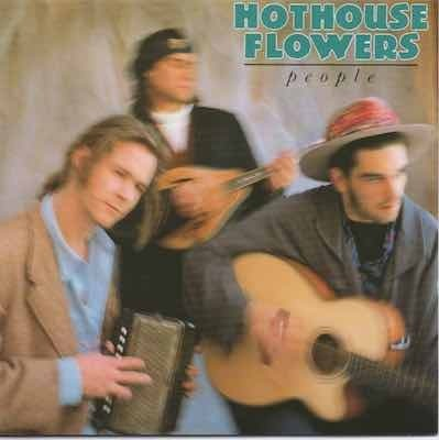 Hothouse Flowers : People CD (Käyt)