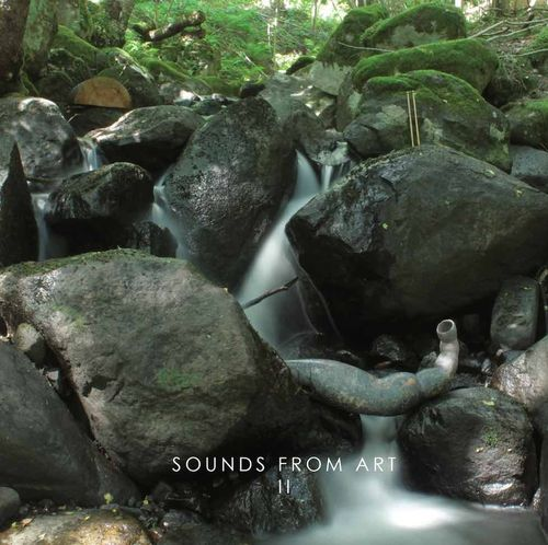 Olli Kari: Sounds From Art II CD Uusi