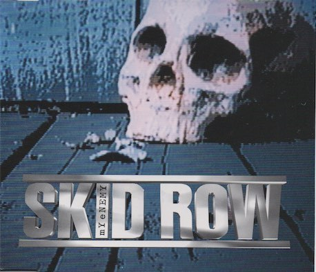 Skid Row : My Enemy CDs (Käytetty)