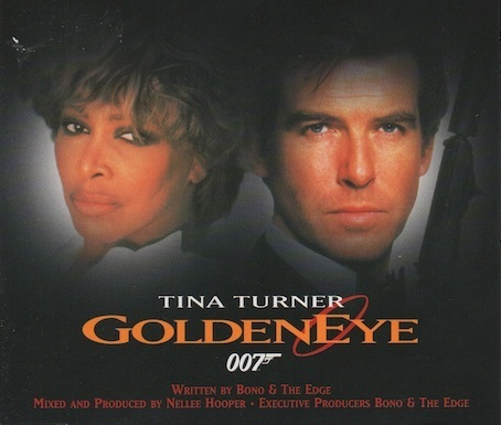 Tina Turner : GoldenEye CDs (Käyt)