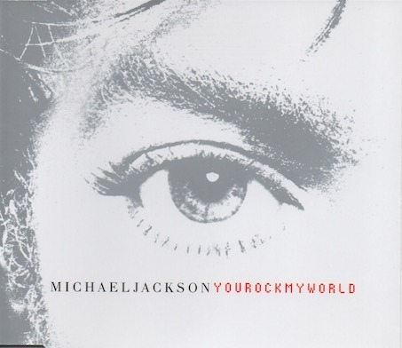 Michael Jackson : You Rock My World CDs (Käyt)
