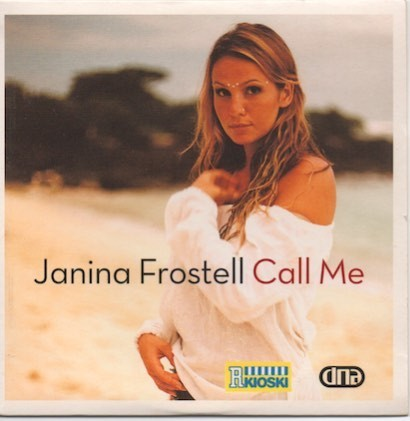Janina Frostell : Call Me CDs (Käyt)