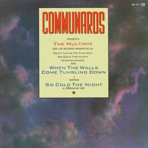 "Communards : The Multimix 12"" (Käyt)"