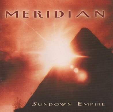 Meridian : Sundown Empire CD (Käyt)