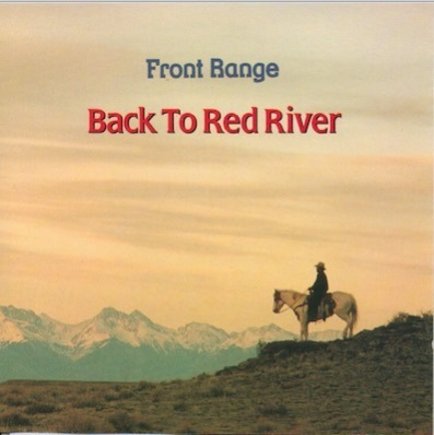 Front Range : Back To Red River CD (Käyt)