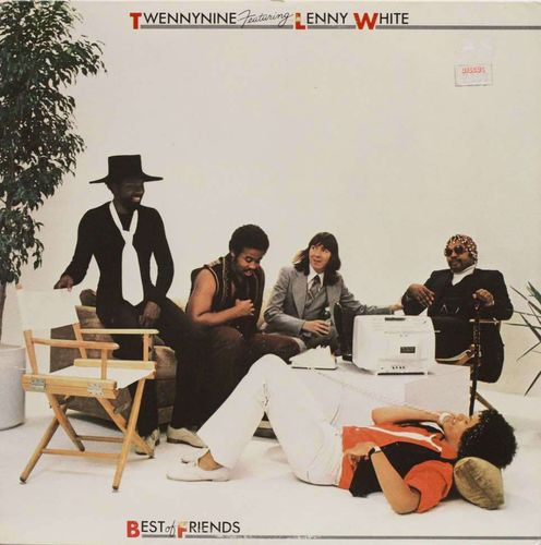 Twennynine Featuring Lenny White : Best Of Friends LP (Käyt)