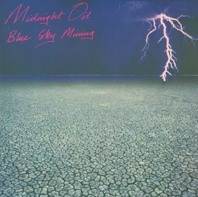 Midnight Oil: Blue Sky Mining CD Käyt
